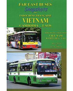 Far East Buses - French Indochina - Vietnam, Laos and Cambod