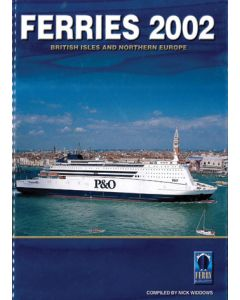 Ferries of the British Isle and Northern Europe 2002
