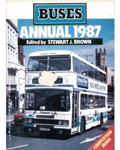 Buses Annual 1987