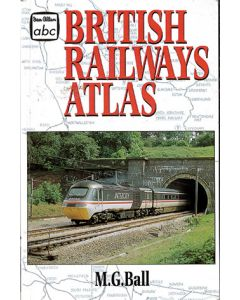 abc British Rail Pocket Atlas