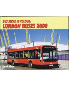 Bus Scene in Colour London Buses 2000