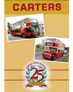 Carters Coach Services 25 Years