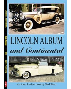 Lincoln and Continental Album