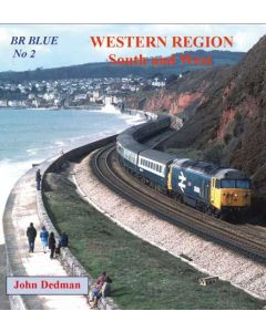 BR Blue No 2 Western Region South and West