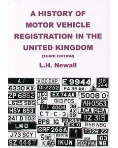 A History of Motor Vehicle Registration in the UK 3rd d