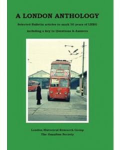 A London Anthology - 50 Years of LHRG