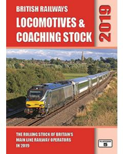 BR Locos & Coaching Stock Combined 2019