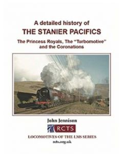 A Detailed History of the Stanier Pacifics- The Princess Roy