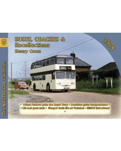 Buses, Coaches & Recollections No. 105 1978