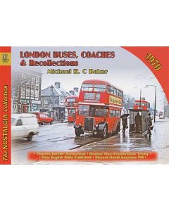 London Buses, Coaches & Recollections  93 1970