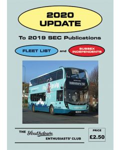 2020 Update to 2019 SEC Publications Fleet List & Sussex Ind