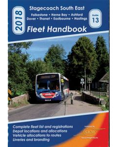 Stagecoach South East Fleetbook 2018
