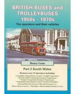 British Buses & Trolleybuses 1950s-70s 2- S Wales