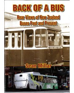 Back of a Bus: Rear Views of New Zealand Buses Past & Presen
