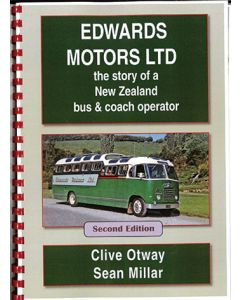 Edwards Motors Ltd - The Story of a New Zealand Bus & Coach