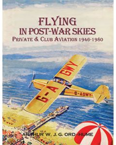 Flying in Post-War Skies- Private Club Aviation 1946-980