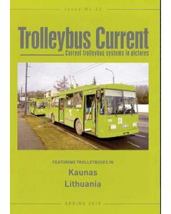 Trolleybus Current No 22 Spring 2019