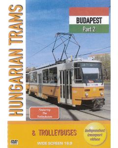 Hungarian Trams- Budapest Part 2
