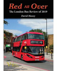 Red All Over 9 London Bus Review 2019