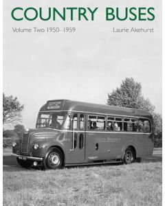 Country Buses Volume 2 1950-1959