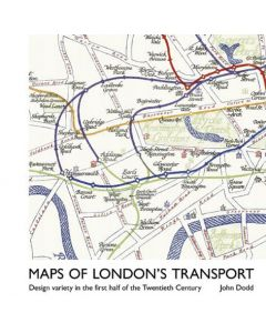 Maps of London's Transport 1900-1950