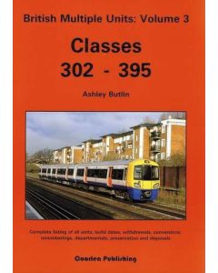 BR Multiple Units Vol. 3; Classes 302-395 Second Edition