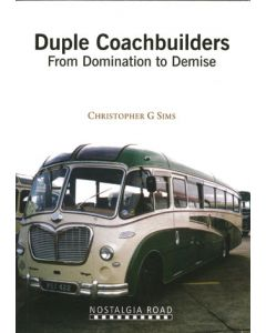 Duple Coachbuilders From Domination to Demise