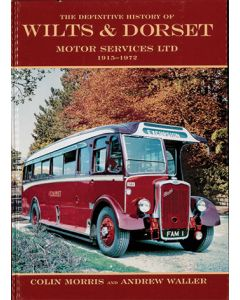 Definitive History of Wilts & Dorset Motor Services