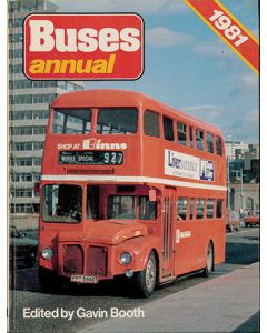Buses Annual 1981