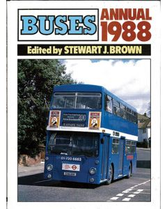 Buses Annual 1988