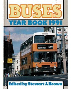 Buses Year Book 1991