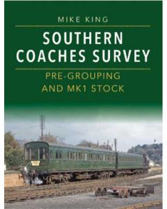 Southern Coaches Survey Pre-Grouping and Mk1 Stock