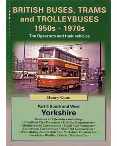 British Buses & Trolleybuses 1950s-70s 5- South & West Yorks