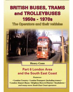 British Buses & Trolleybuses 1950s-70s 6- Greater London