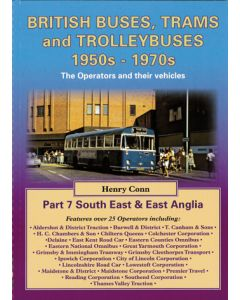 British Buses & Trolleybuses 1950s-70s 7- South East & East
