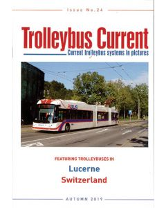 Trolleybus Current No 24 Autumn 2019