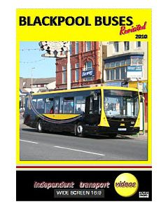 Blackpool Buses Revisited - 2010