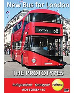New Bus For London - The Prototypes