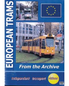 European Trams From the Archive