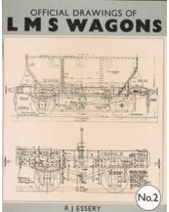 Official Drawings of LMS Wagons No 2