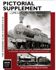 LMS Loco Profiles 10 (Supp) The Standard Class 4 Goods