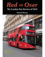 Red All Over 8 - London Bus Review 2018